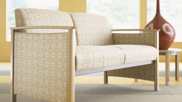 ofs carolina silver ion wood lounge seating healthcare alan desk 4