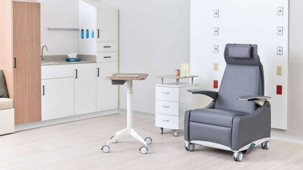 ofs carolina stray mobile table tray healthcare alan desk 6