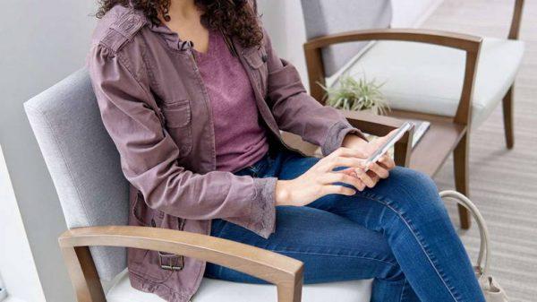 ofs carolina voyage multiple guest seating healthcare alan desk 5