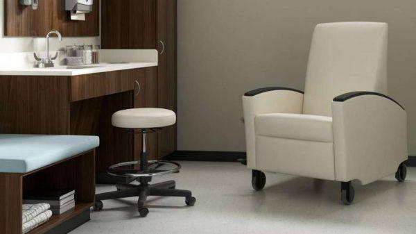 ofs carolina voyage recliner healthcare alan desk 1