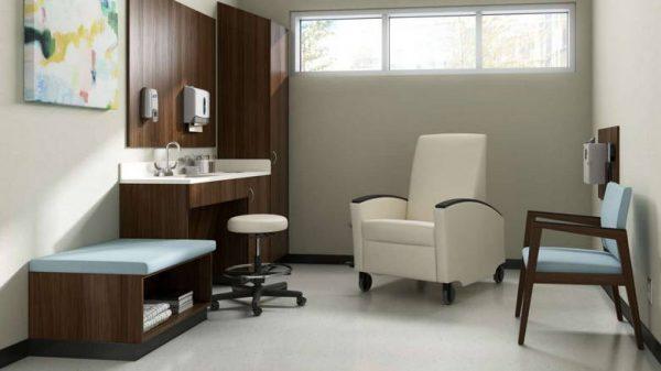 ofs carolina voyage recliner healthcare alan desk 2