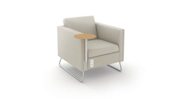 ofs carolina y60.g2 lounge with tablet arm seating healthcare alan desk