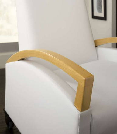 ofs voyage recliner three position healthcare alan desk 1