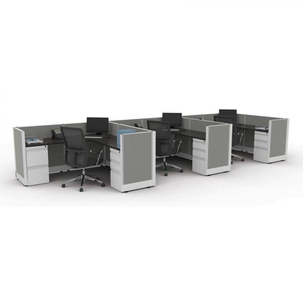 sis panel system alan desk 10