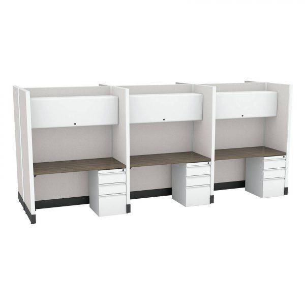 sis panel system alan desk 12