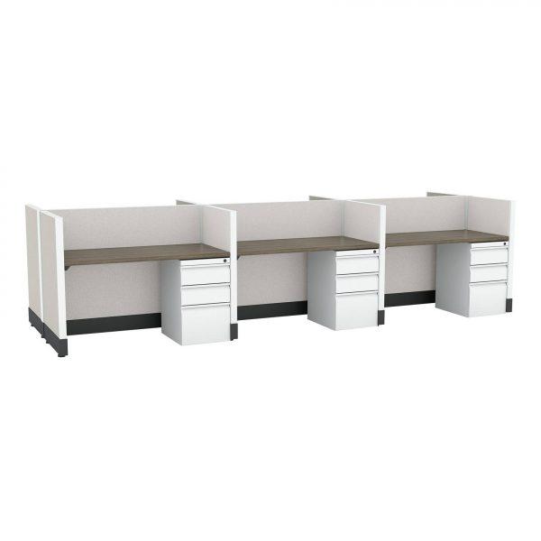 sis panel system alan desk 13