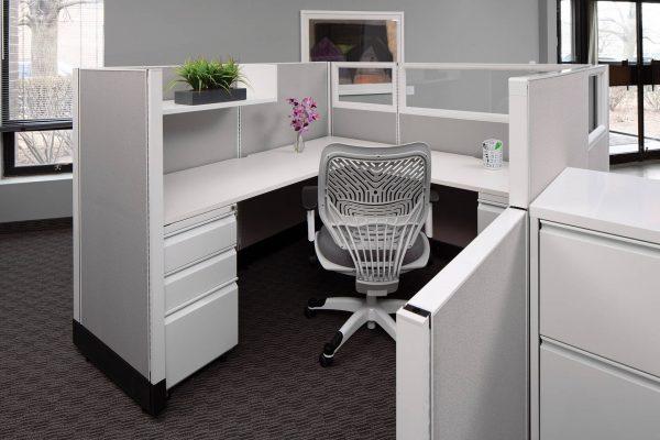sis panel system alan desk 15