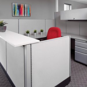 SIS Panel System Alan Desk
