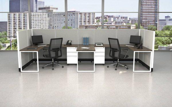 sis panel system alan desk 18