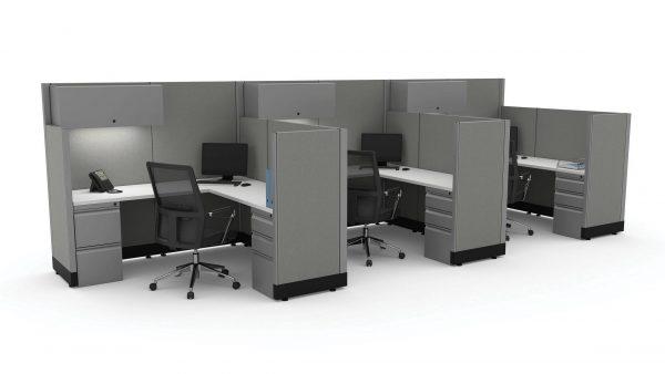 sis panel system alan desk 22