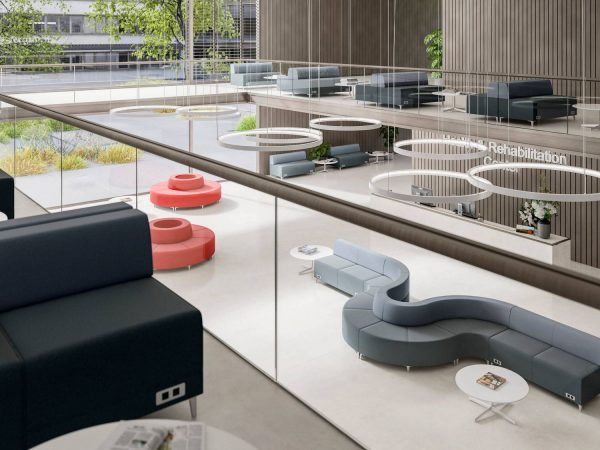 stylex share modular lounge seating healthcare alan desk 20