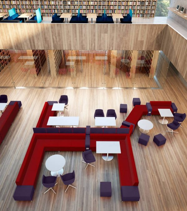 stylex share modular lounge seating healthcare alan desk 9