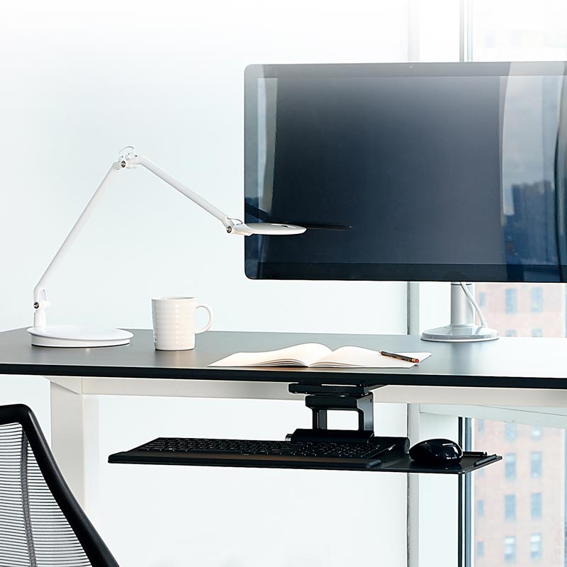 Keyboard Tray by Humanscale