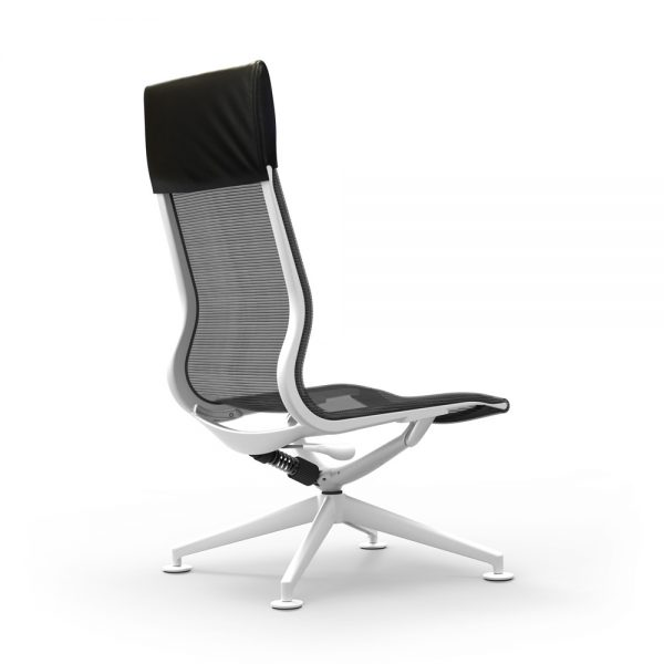 curva hi back lounge chair idesk alan desk 1
