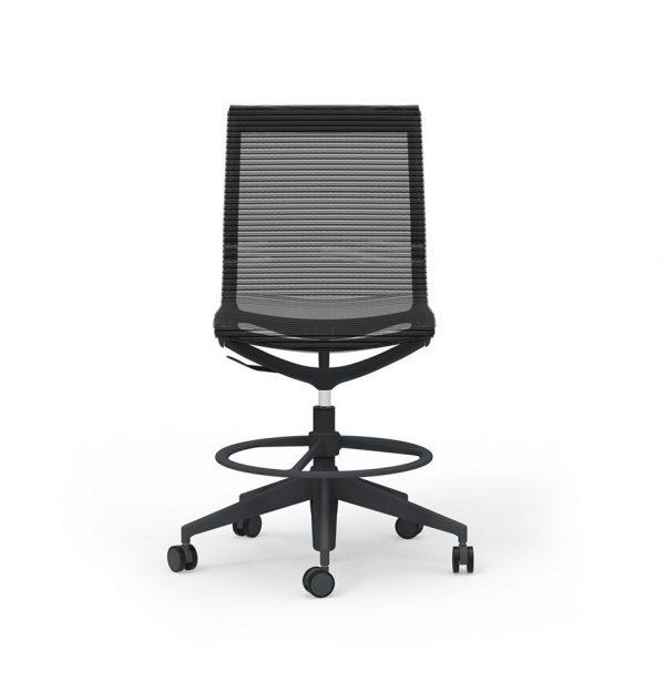 curva nylon stool armless idesk alan desk 3