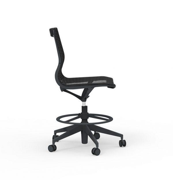 curva nylon stool armless idesk alan desk 4