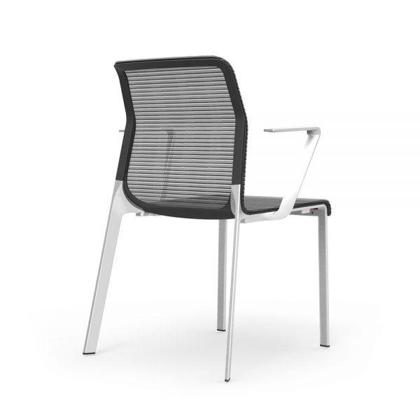 curvinna guest chair mesh idesk alan desk 2