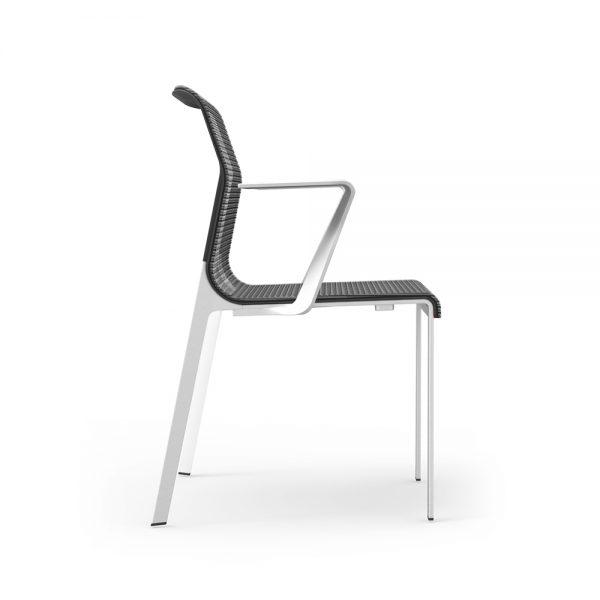 curvinna guest chair mesh idesk alan desk 5