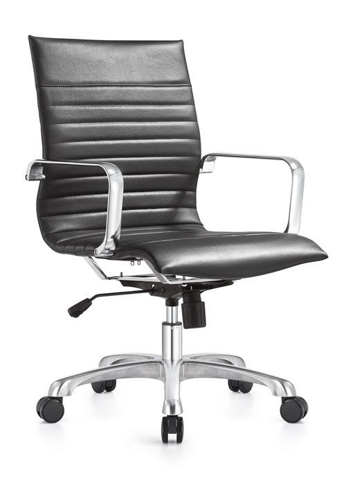 Woodstock Marketing Janis Mid Back Chair Alan Desk