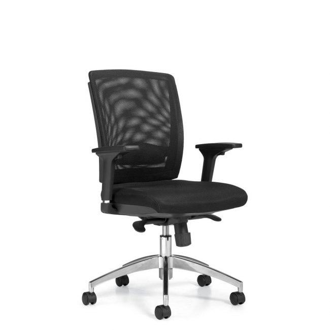 OTG OTG10904B Task Chair Alan Desk