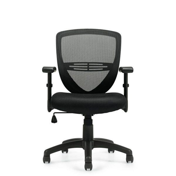 otg otg11320b task chair alan desk 1