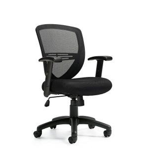 OTG OTG11320B Task Chair In Stock Alan Desk