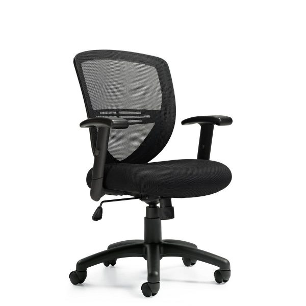 OTG OTG11320B Task Chair In Stock Alan Desk