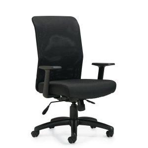 OTG OTG11328B Task Chair In Stock Alan Desk