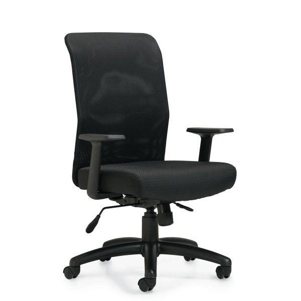 OTG OTG11328B Task Chair In Stock Alan Desk