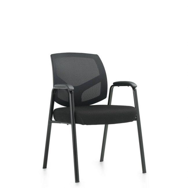 OTG OTG11512B Guest Chair In Stock Alan Desk