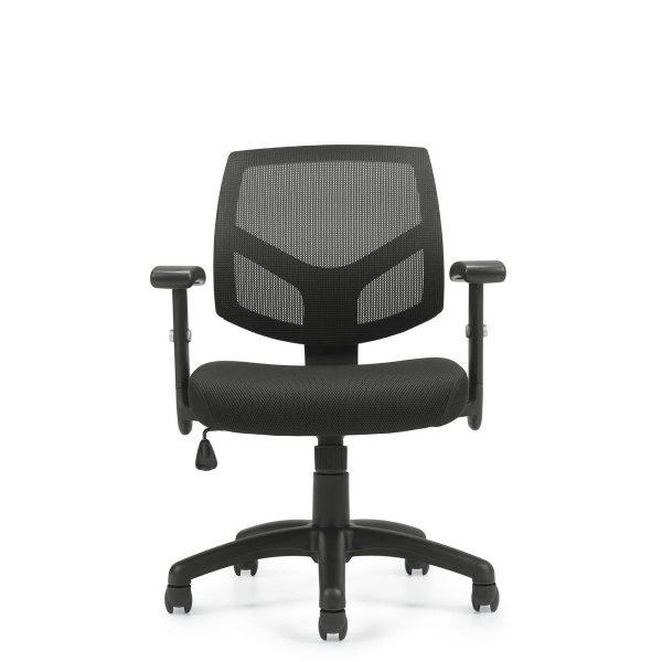 otg otg11514b task chair alan desk 1