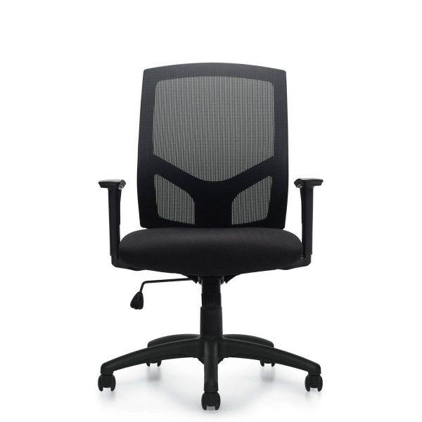 otg otg11516b task chair alan desk 1
