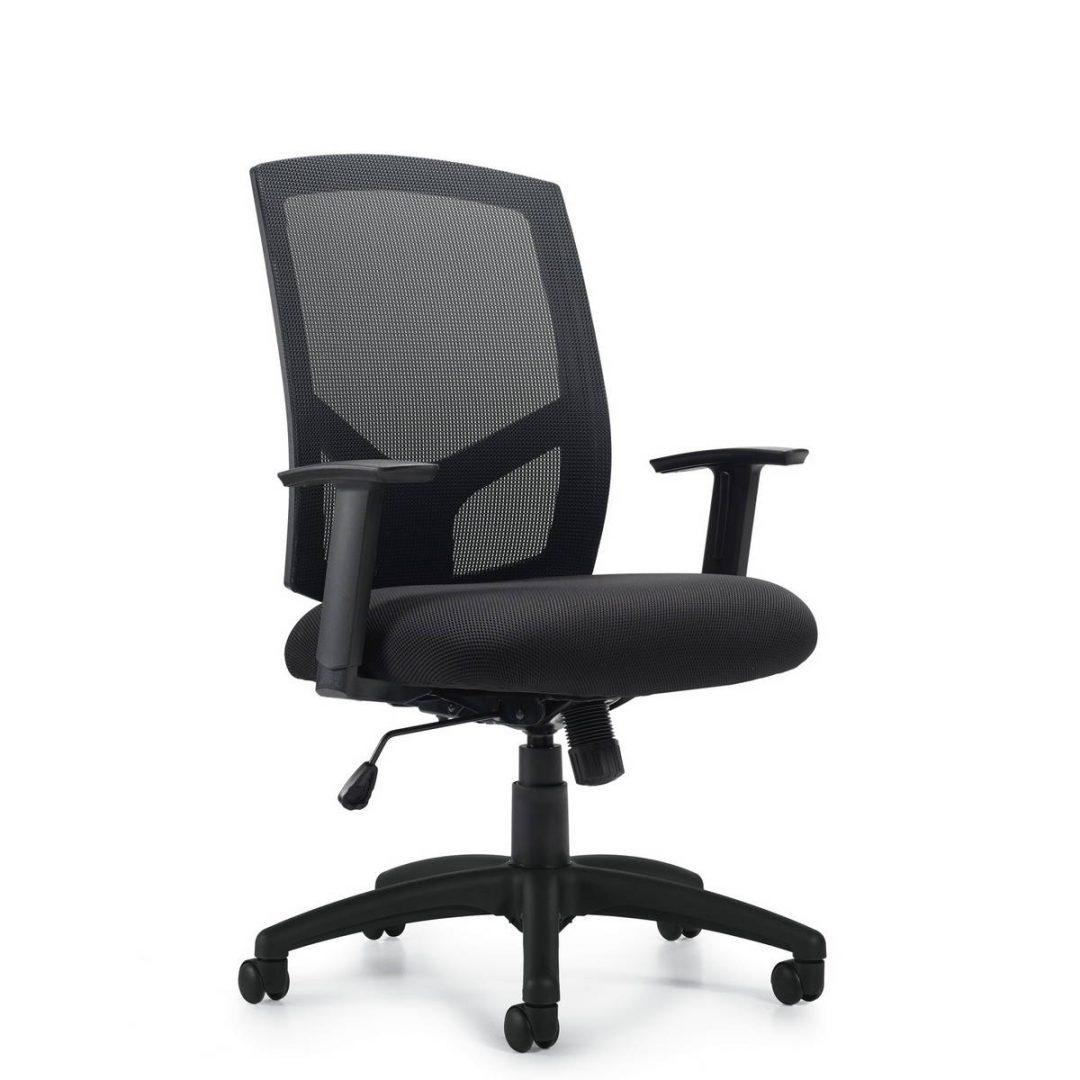 OTG OTG11516B Task Chair in Stock Alan Desk