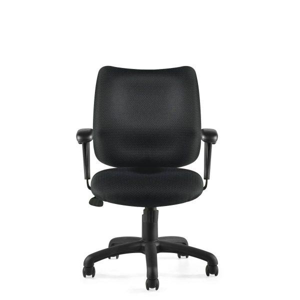 otg otg11612b task chair alan desk 1