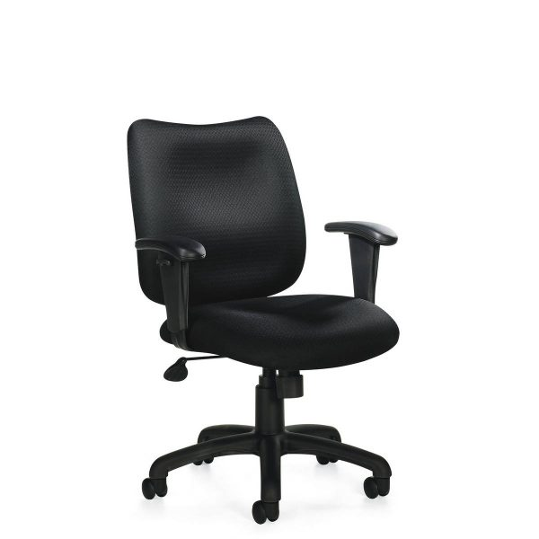OTG OTG11612B Task Chair in Stock Alan Desk