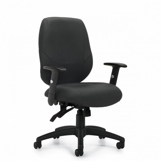OTG OTG11631B Task Chair In Stock Alan Desk