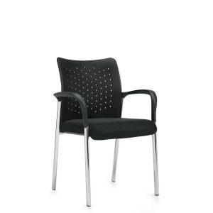 OTG OTG11740B Guest Chair In Stock Alan Desk