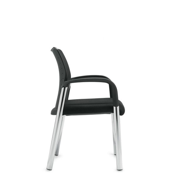 otg otg11740b guest chair alan desk 3