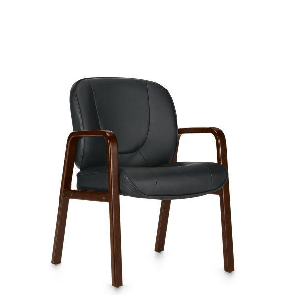 otg otg11770b guest chair wood in stock alan desk