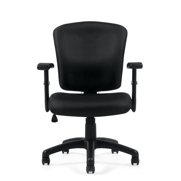 otg otg11850b task chair alan desk 1