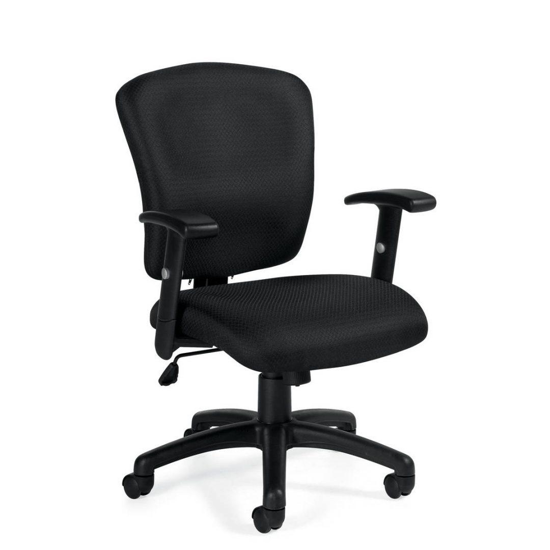 OTG OTG11850B Task Chair In Stock Alan Desk
