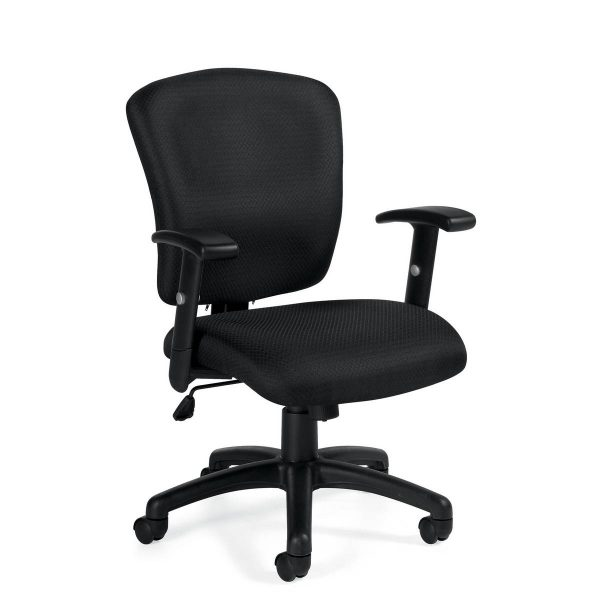 OTG OTG11850B Task Chair In Stock Alan Desk