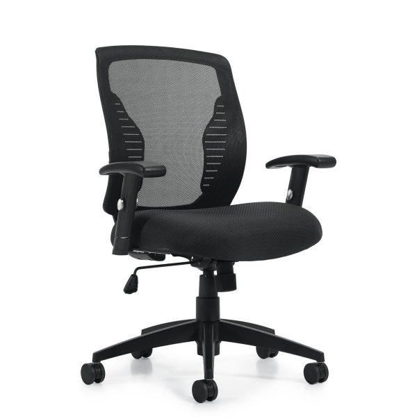 OTG OTG11865B Task Chair In Stock Alan Desk