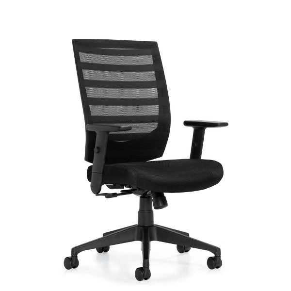 OTG OTG11920B Task Chair In Stock Alan Desk