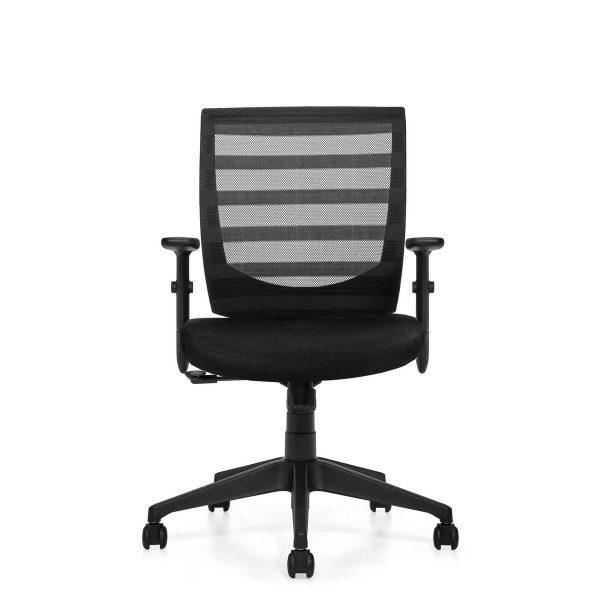 otg otg11921b task chair alan desk 1