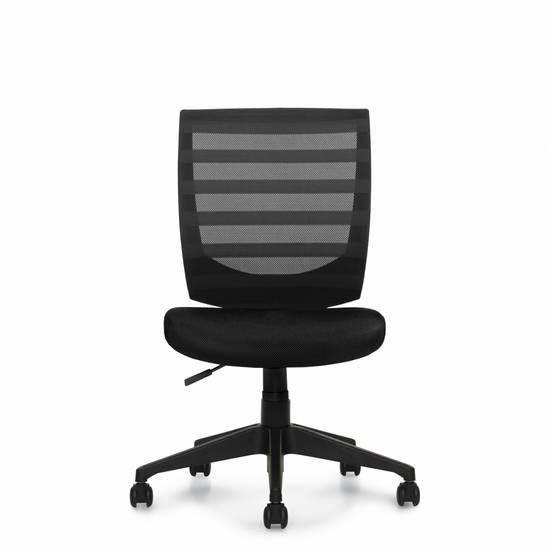 otg otg11922b task chair alan desk 1