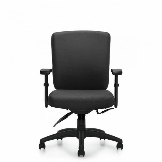 otg otg11950b task chair alan desk 1