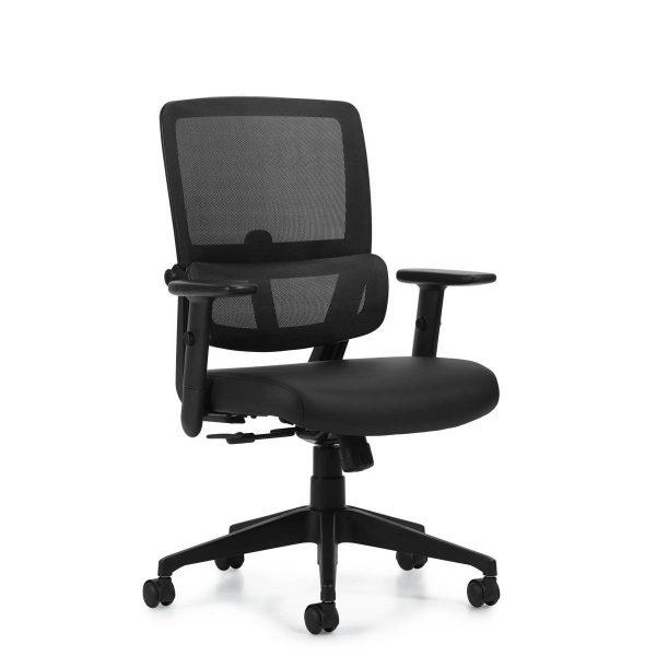 OTG OTG12110B Task Chair In Stock Alan Desk