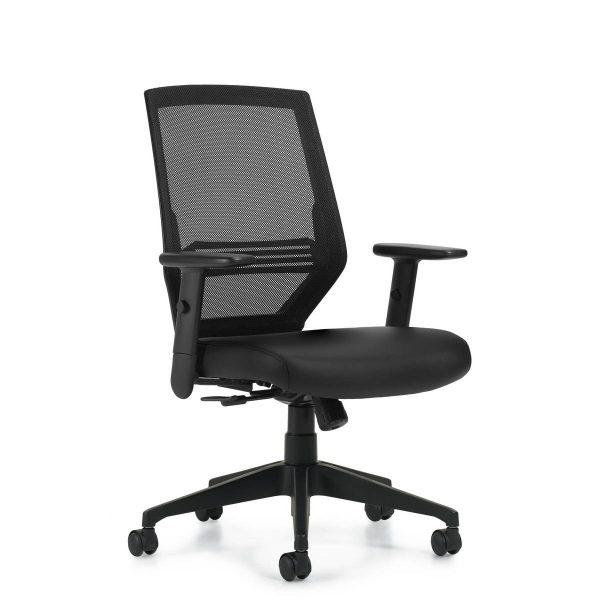 OTG OTG12112B Task Chair In Stock Alan Desk