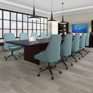 OTG Superior Laminate Conference Table Rectangular Laminate Alan Desk